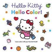 Hello Kitty, hello color! PDF