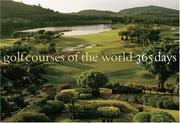 Golf courses of the world PDF