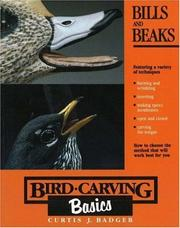 Bird Carving Basics by Curtis J. Badger