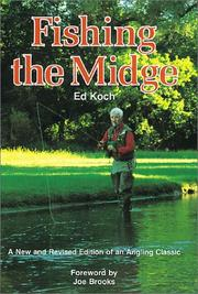 Cover of: Fishing the Midge by Ed Koch