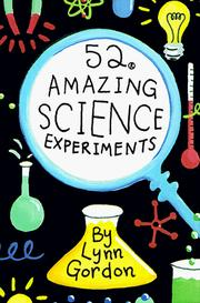 52 Amazing Science Experiments (52 Decks) PDF