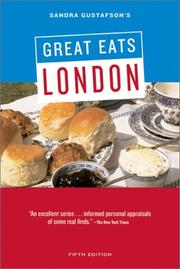 Sandra Gustafson's Great Eats London PDF