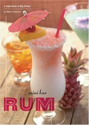 Mini Bar: Rum by Mittie Hellmich