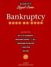 Bankruptcy step-by-step PDF