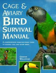 Cage and aviary bird survival manual PDF