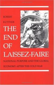 The end of laissez-faire PDF