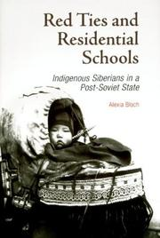 Red Ties and Residential Schools by Alexia Bloch