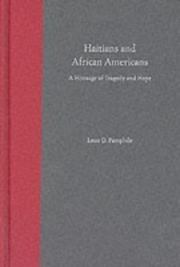Haitians and African Americans by Léon Dénius Pamphile