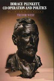 Horace Plunkett by Trevor West