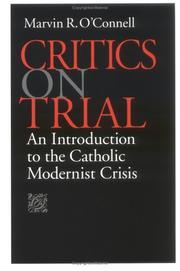 Critics on Trial PDF