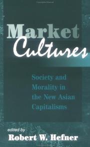 Market Cultures PDF