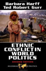 Ethnic conflict in world politics PDF