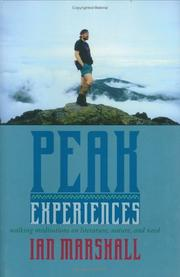 Peak experiences by Marshall, Ian