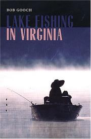 Lake Fishing in Virginia PDF