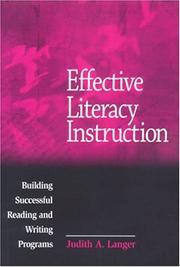 Effective Literacy Instruction PDF
