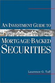 Investing in Mortgage Securities PDF