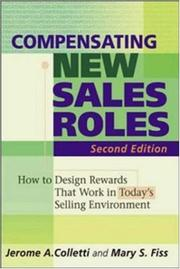 Compensating new sales roles PDF
