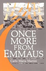 Once more from Emmaus PDF