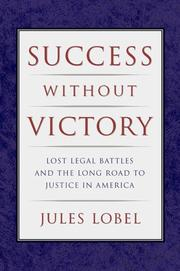 Success without victory by Jules Lobel