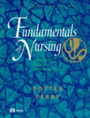 Cover of: Fundamentals of Nursing by Patricia A. Potter