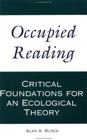 Occupied reading PDF