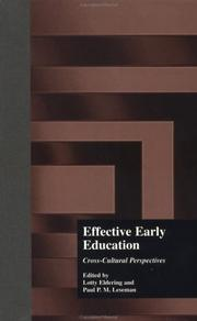 Effective Early Childhood Education PDF