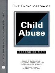 The encyclopedia of child abuse PDF