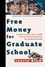 Free money for graduate school PDF
