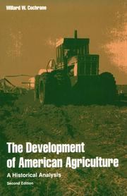 The development of American agriculture PDF