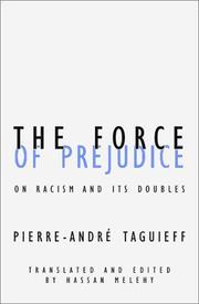 The Force of Prejudice PDF