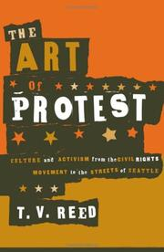 The art of protest by T. V. Reed