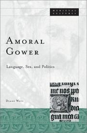Amoral Gower by Diane Watt