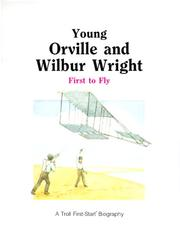Young Orville and Wilbur Wright by Andrew Woods