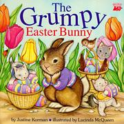 Cover of: The grumpy Easter bunny by Justine Korman