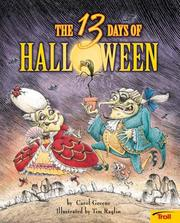 The thirteen days of Halloween by Carol Greene