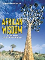 African Wisdom PDF