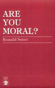 Are you moral? PDF