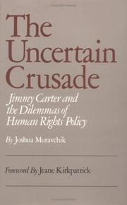 The uncertain crusade by Joshua Muravchik