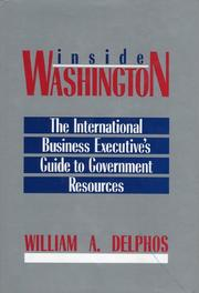 Inside Washington by William A. Delphos