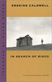 In search of Bisco by Caldwell, Erskine