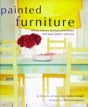 Painted furniture PDF