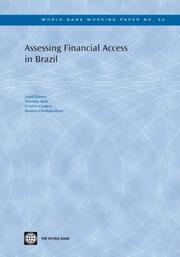 Assessing financial access in Brazil