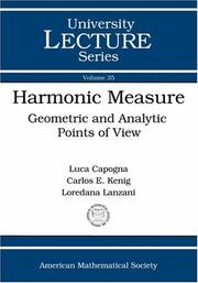Harmonic measure PDF