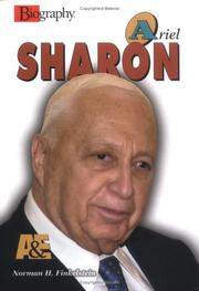 Ariel Sharon by Norman H. Finkelstein