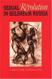 Sexual revolution in Bolshevik Russia PDF