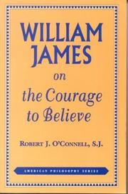 William James on the courage to believe PDF