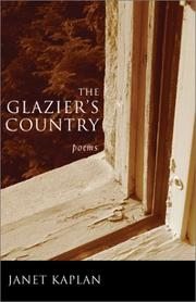 The glazier's country by Kaplan, Janet