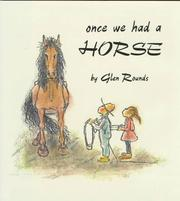 Once we had a horse PDF