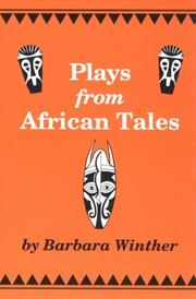 Plays from African tales PDF