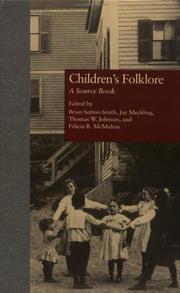 Childrens folklore